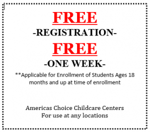 Houston Daycare Free Registration
