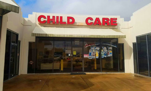 Childcare at 10600 Bellaire Blvd., Suite 111 Houston, TX 77072